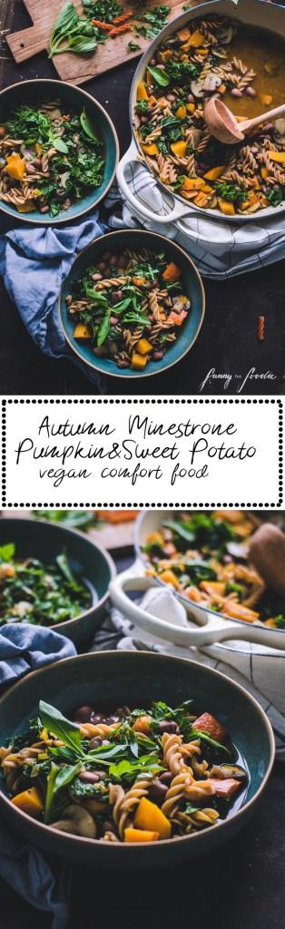 Autumn Minestrone Pumpkin&Sweet Potato