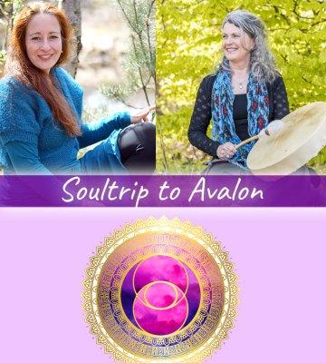 Soutrip to Avalon - met Fanny van der Horst en Meike Klomp