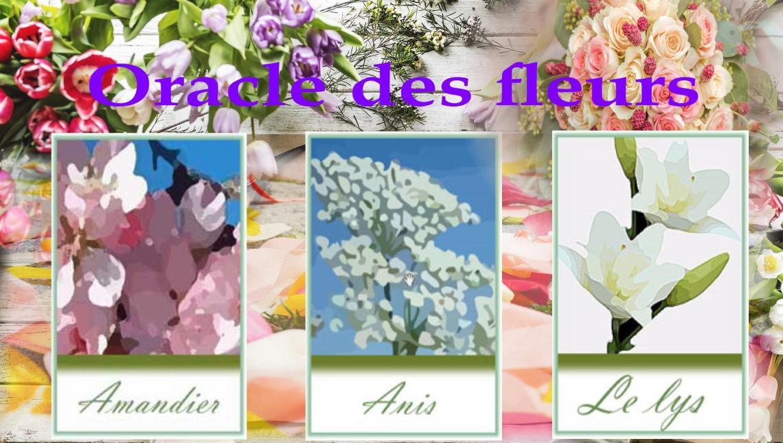Tirage Oracle des fleurs