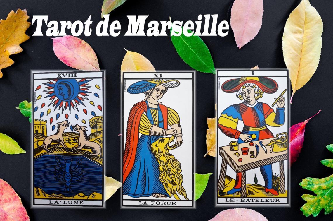 Tirage tarot de Marseille du 4 novembre