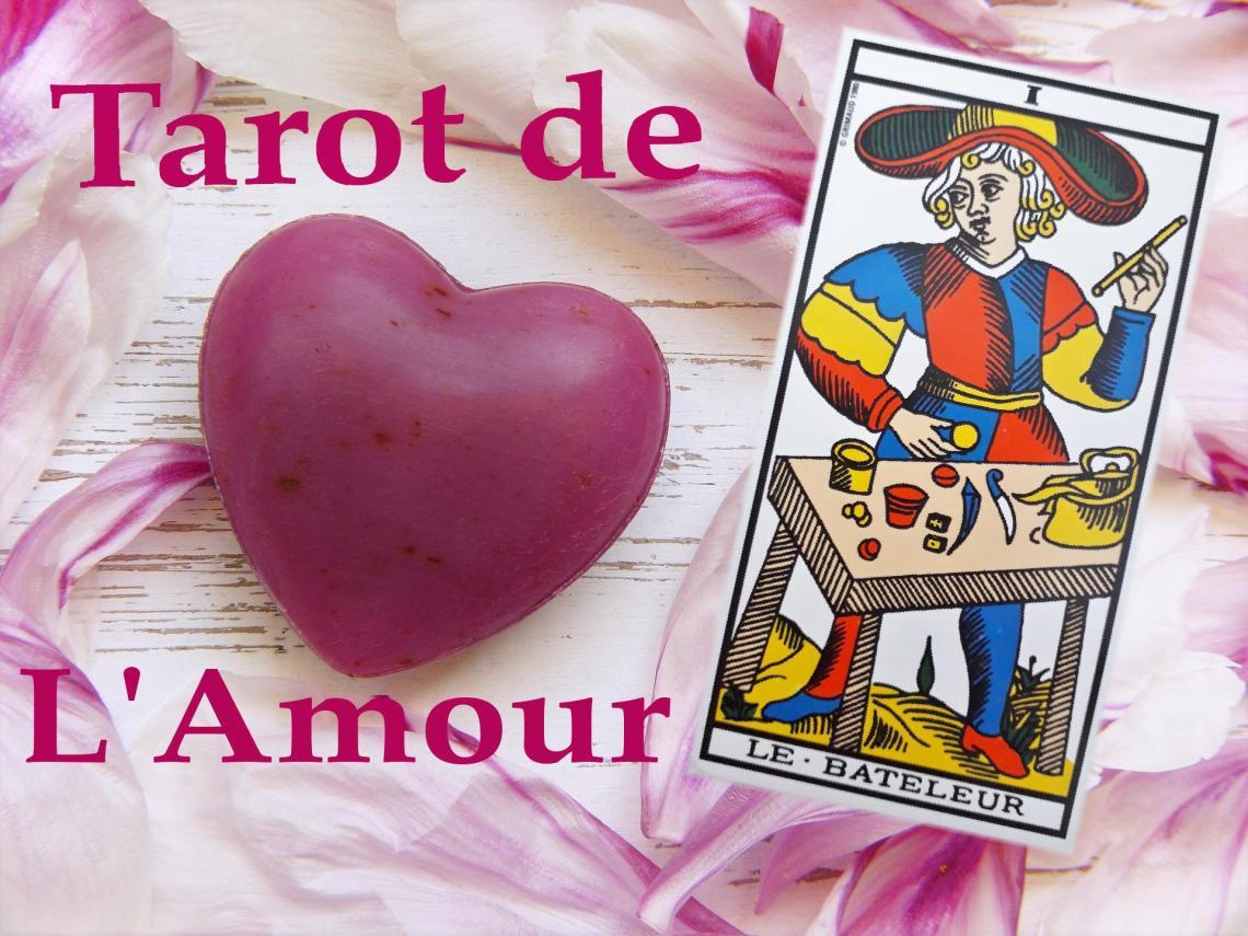 Tarot de l'Amour : Le Bateleur