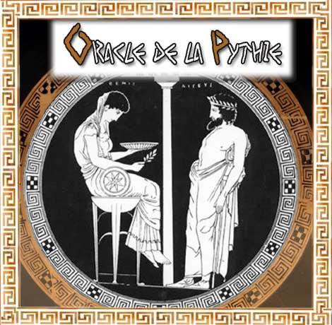 Tirage gratuit avec l'Oracle de la Pythie de Delphes