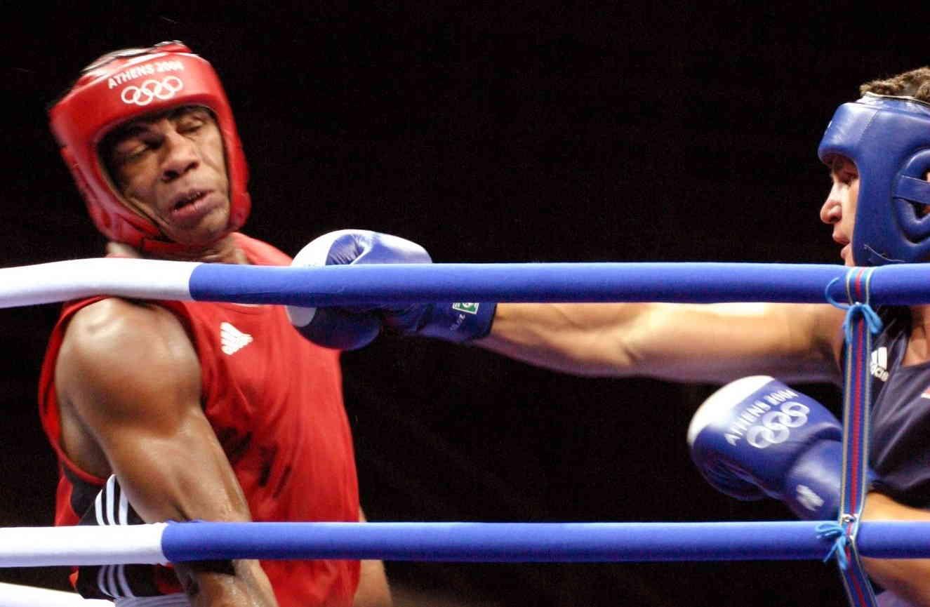 boxing athens 2004