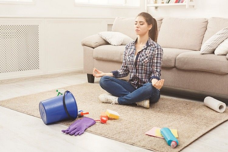 astuces nettoyage tapis