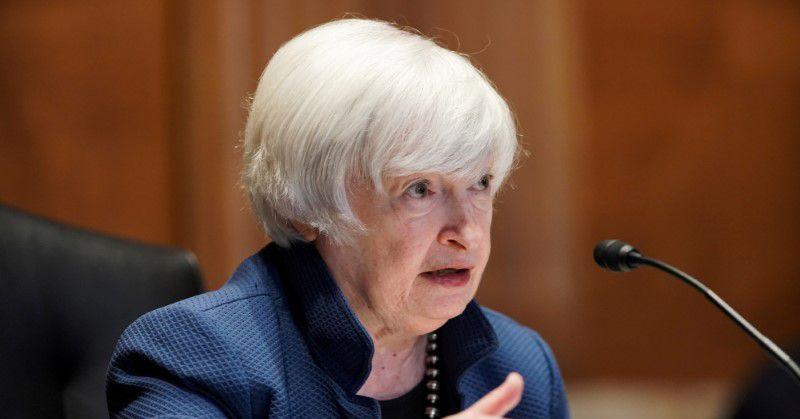 cryptocurrency news progress washington secretary infrastructurebill tax treasury senate taxes reuters pending worldlynewsonline