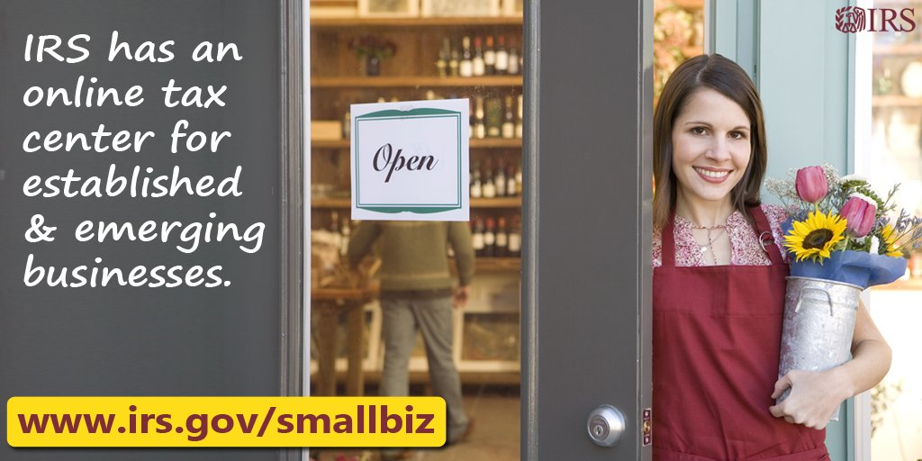 SmallBusinessSaturday IRS