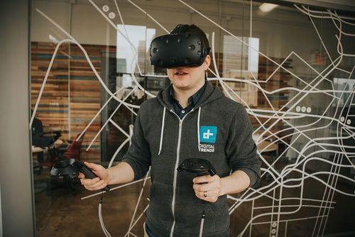 VR ARVR virtualreality