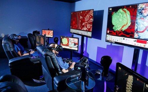 VirtualReality tech healthcare