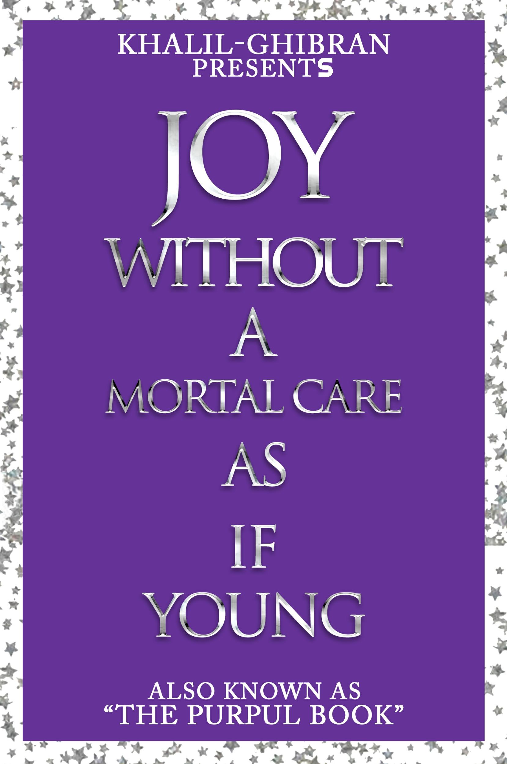 joy mortal new book