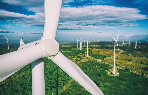Huge Wind Farm To Power Bitcoin Mining Will Be Built In