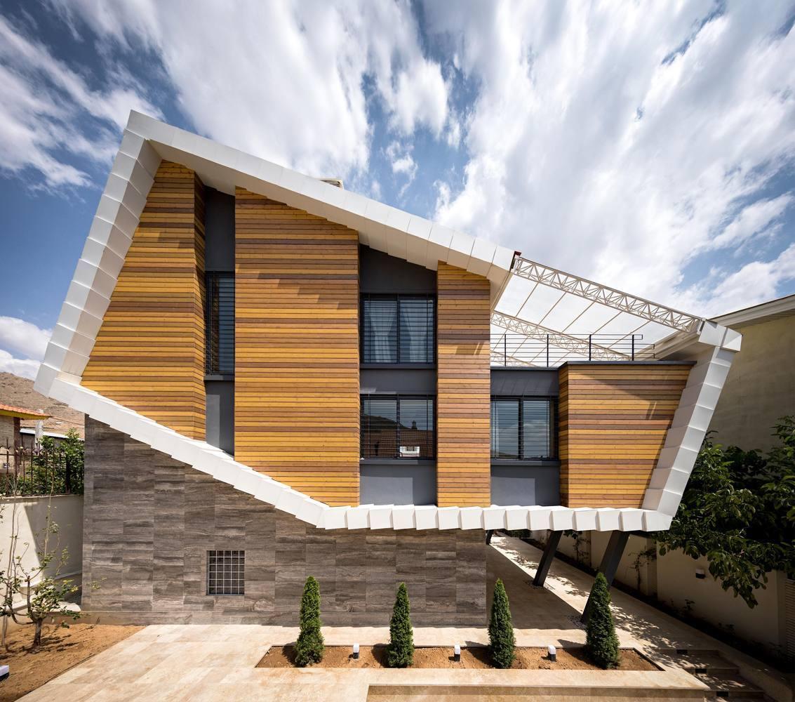 wood wooden Architecture architect architektura archiporn apartment house home homedecor decor interior interiors modernarchitecture minimal minimalist iran iranian travel abode dwelling