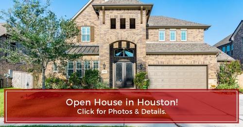 OPEN HOUSE - Houston
