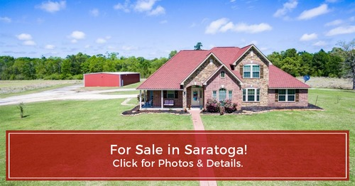 FOR SALE! 39566 Highway 105, Saratoga, TX