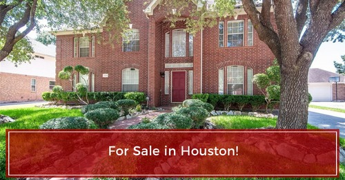 FOR SALE! 15219 Holland Fields Cir, Houston, TX