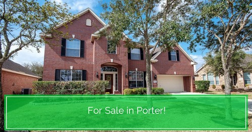 PRICE REDUCED! 25608 Ayers Ln, Porter, TX