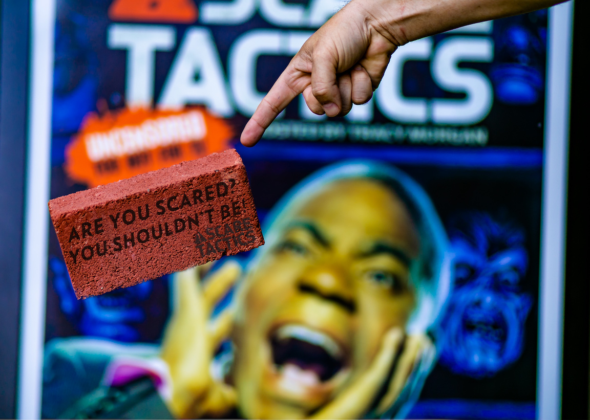 scaretactics youreonscaretactics areyouscared youshouldntbe netflix scaretacticsandchill scaretacticsandthrill uncensored tracymorgan wtf holyshit prank comedy hiddencamera gotcha bff friends june29