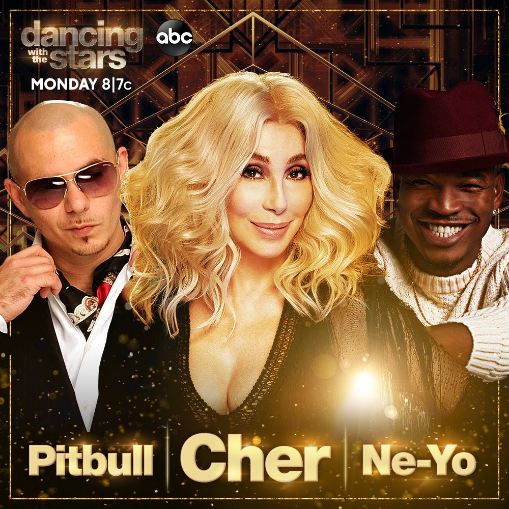 pitbull NeYoCompound Finale DWTS