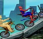Spider Vs Sandman