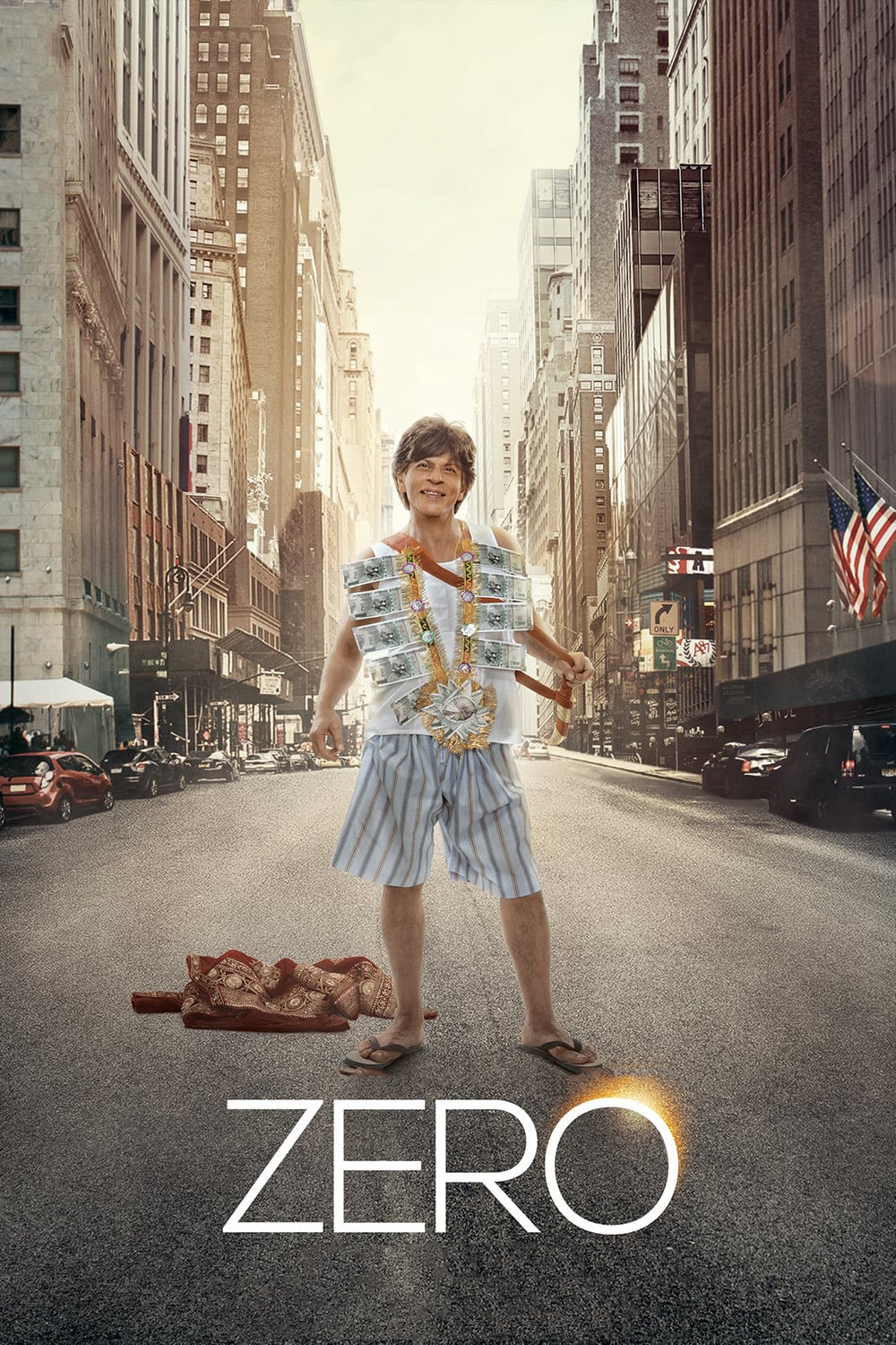 "Poster for the movie ""Zero"""
