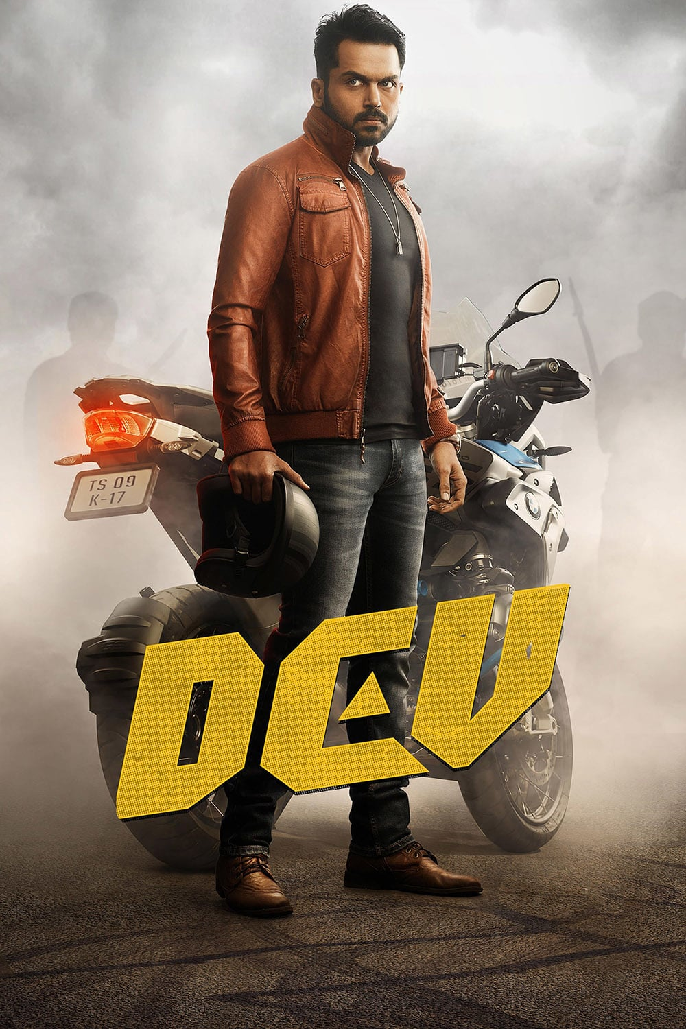 "Poster for the movie ""Dev"""