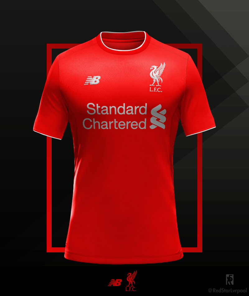 7681bb8da The Liverpool Home Shirt - Why is it so hard to get it right  - Fans ...