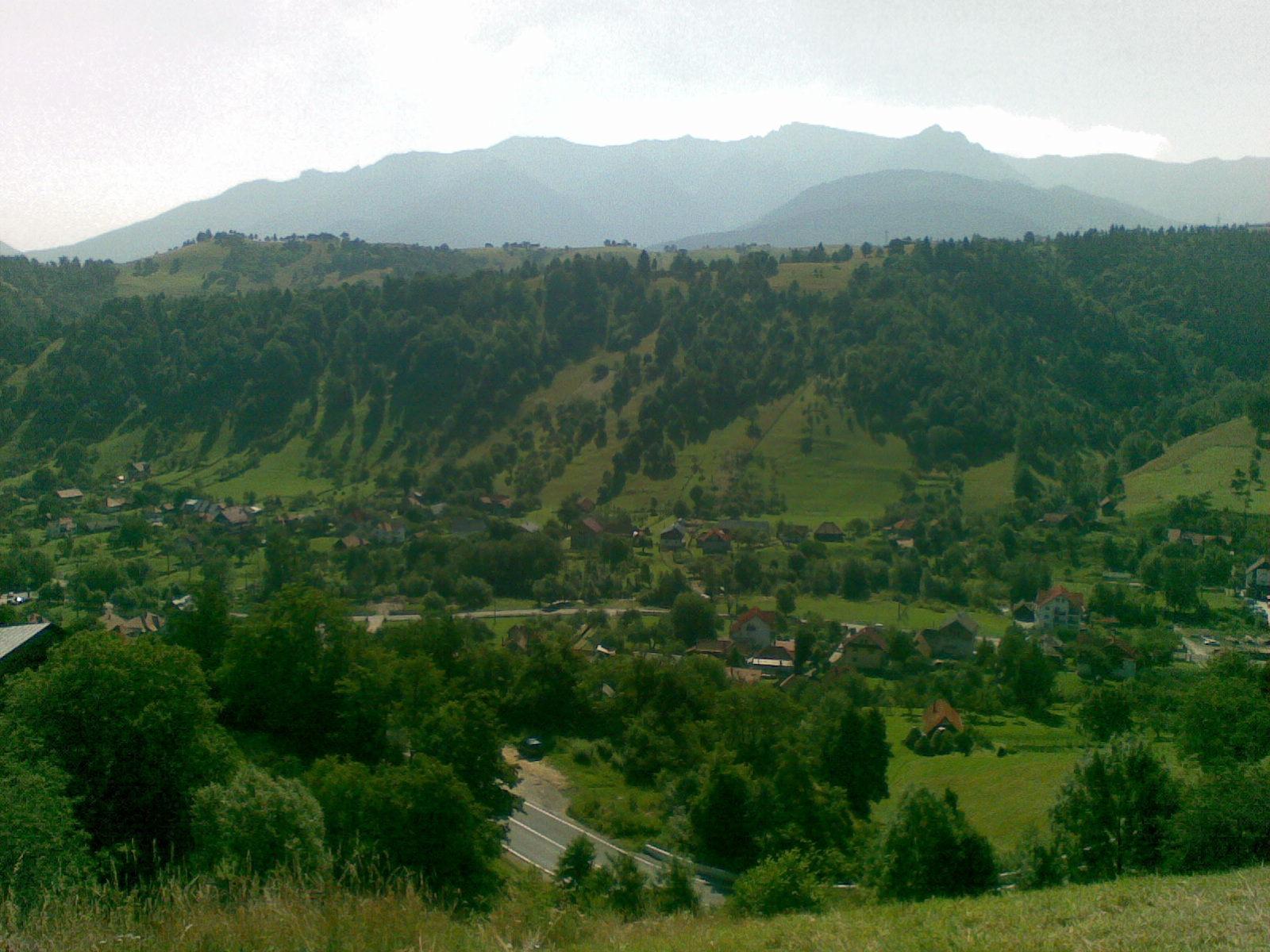 Vedere de la munte