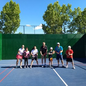 FANS Padel event was a blast!