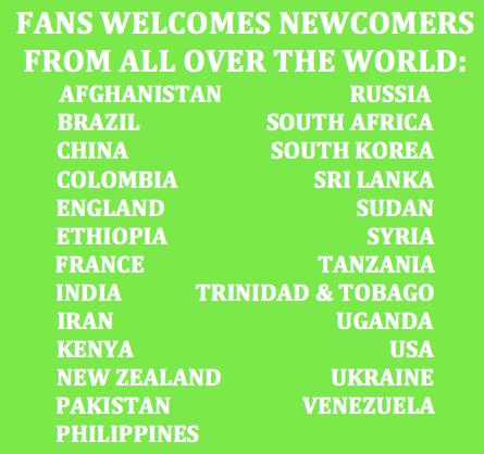 FANS worldwide