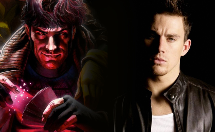 Image result for Gambit Channing Tatum