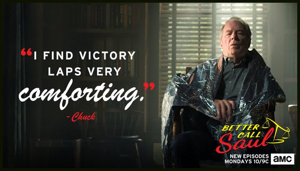 (Courtesy Better Call Saul Twitter account)
