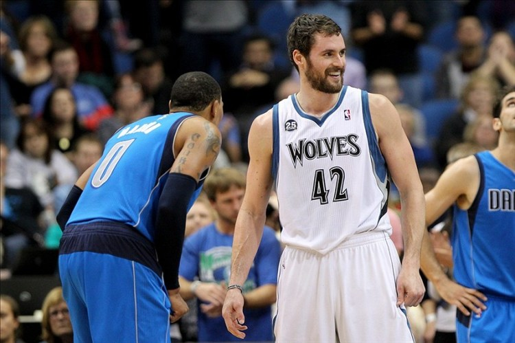 Kevin Love hits four three-pointers in monster first ...