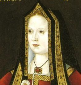 French and English Hoods of the Tudor Era