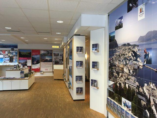 Turistkontoret i Ålesund