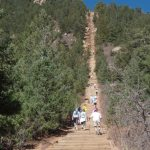 Manitou Incline Looks Like the Stairway to Heaven