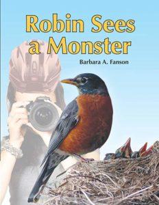 Robin Sees Monster book
