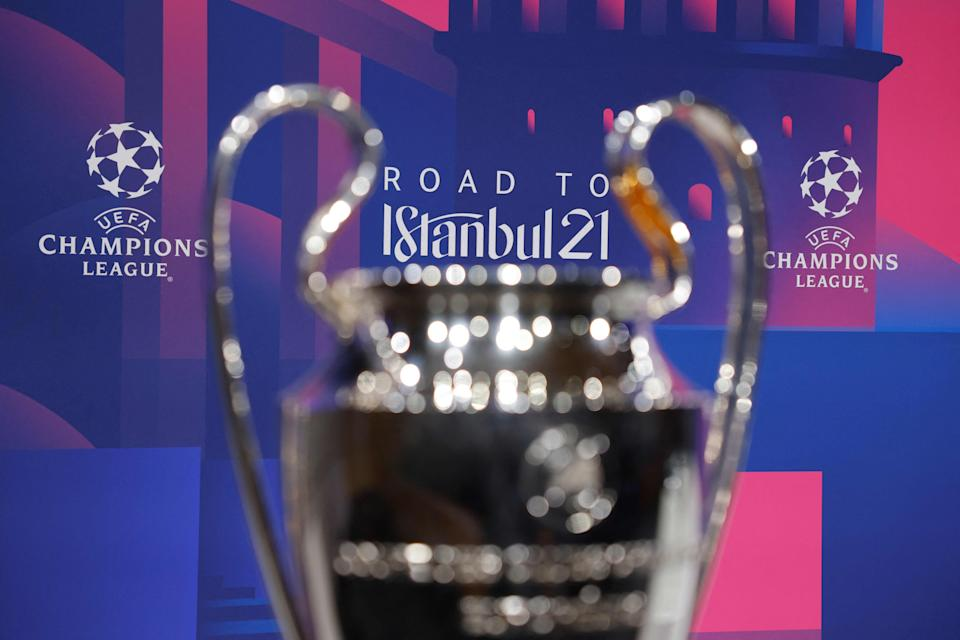 <p>The Champions League is set for a controversial revamp from 2024</p> (Getty)