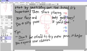 How To Draw Alamond Step 4