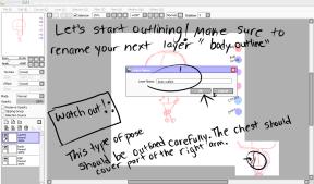 How To Draw Alamond Step 5