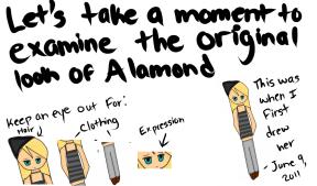 How To Draw Alamond Step 7
