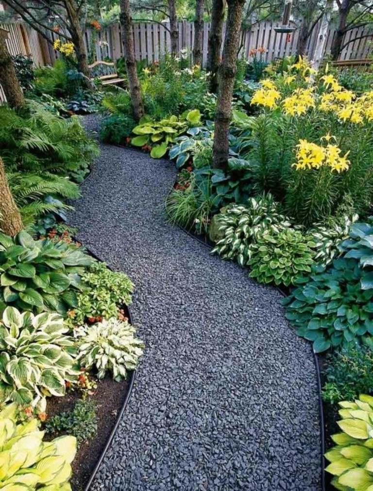 35+ Beauty Front Yard Pathways Landscaping Ideas on A Budget on Garden Design Ideas On A Budget  id=61907