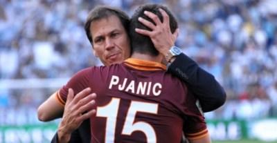 Garcia-Pjanic Roma Fantardore