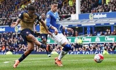 Welbeck Gol Arsenal Premier League