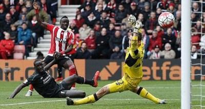 Mane gol Southampton Premier League