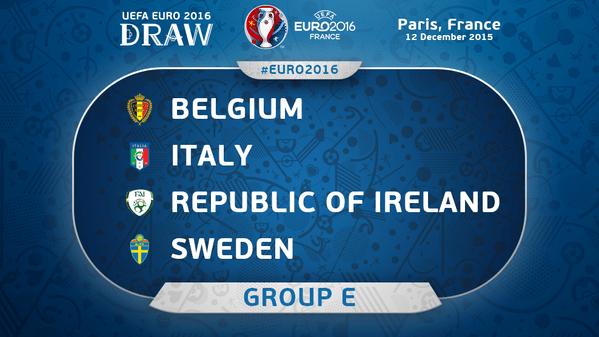Euro 2016 gruppo E