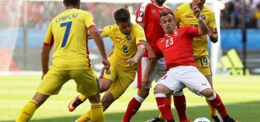 Romania-Svizzera 1-1