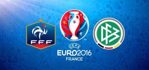 Semifinale Europei: Germania-Francia