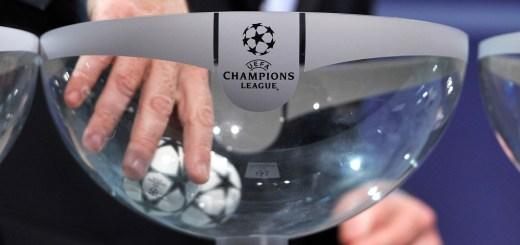 Sorteggi Champions Roma