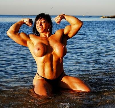 Jana al mare