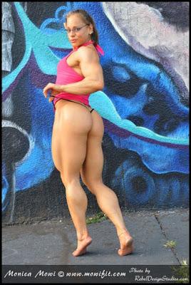 Troppo muscolosa?