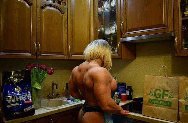 Ho le spalle larghe…ma non solo